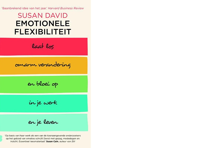 Emotionele flexibiliteit – Susan David